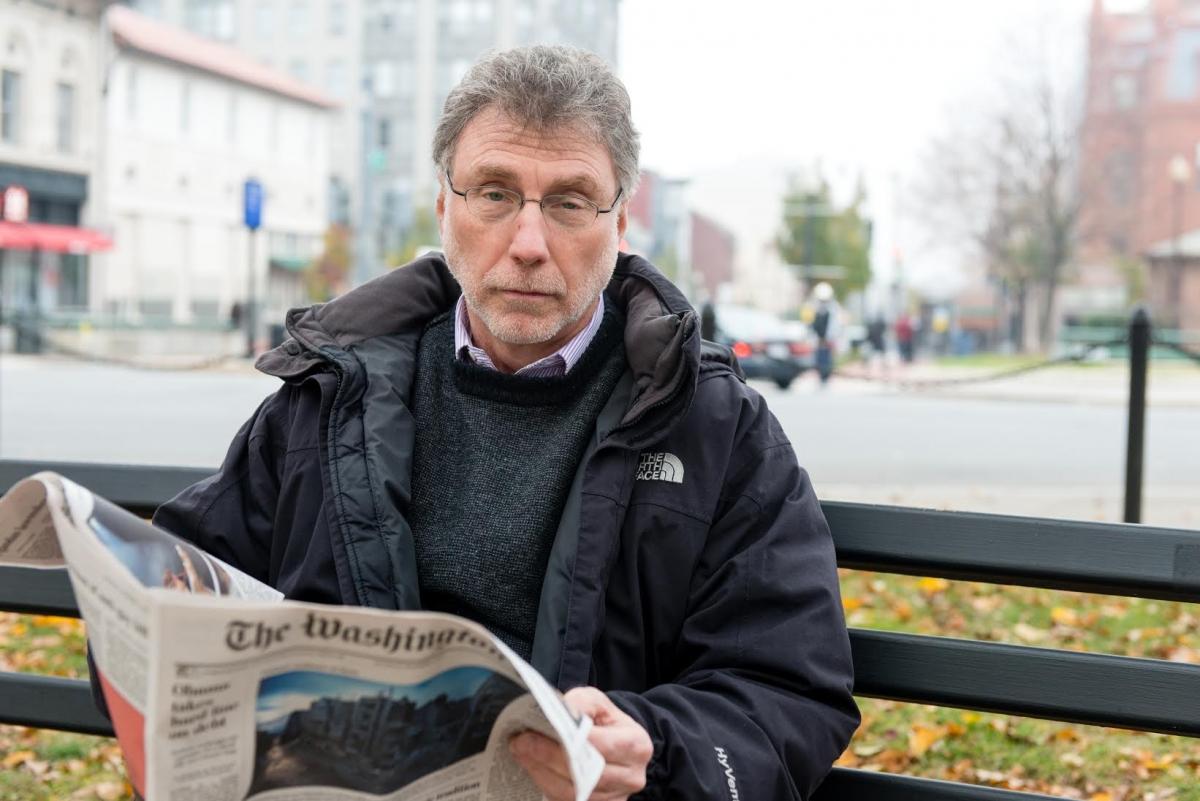 Marty Baron Lehigh University journalism